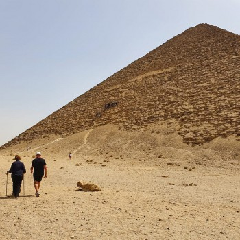 Taking on the Red Pyramid